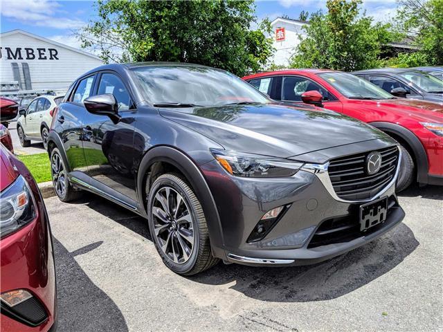 2019 Mazda CX-3 GT (Stk: I7478) in Peterborough - Image 1 of 10
