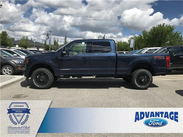 2019 Ford F-350 Lariat (Stk: K-1444) in Calgary - Image 2 of 5