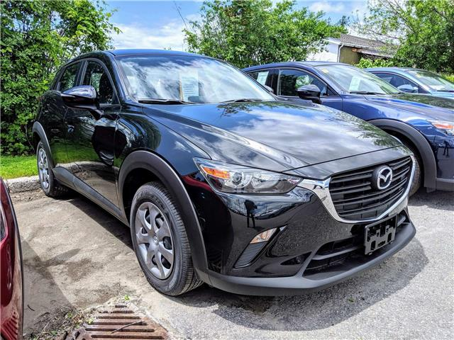 2019 Mazda CX-3 GX (Stk: I7485) in Peterborough - Image 1 of 10