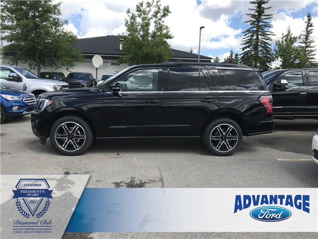 2019 Ford Expedition Limited (Stk: K-1495) in Calgary - Image 2 of 5