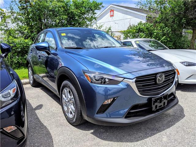2019 Mazda CX-3 GS (Stk: K7767) in Peterborough - Image 1 of 10