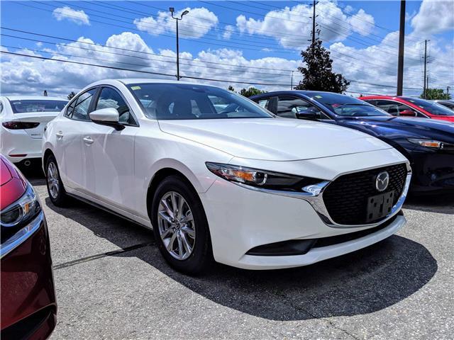 2019 Mazda Mazda3 GS (Stk: K7661) in Peterborough - Image 1 of 3