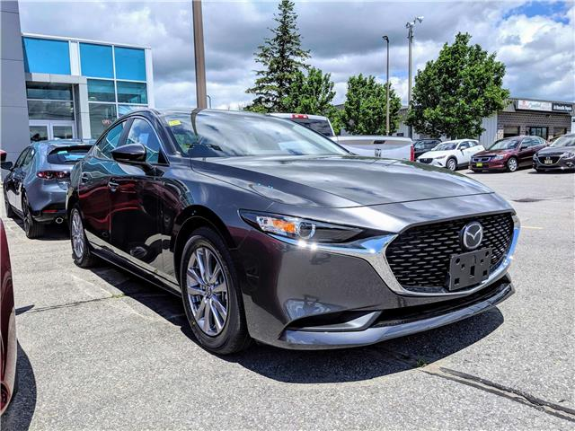 2019 Mazda Mazda3 GS (Stk: K7750) in Peterborough - Image 1 of 10