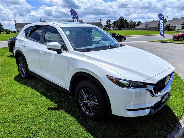 2019 Mazda CX-5 GS (Stk: K7700) in Peterborough - Image 1 of 10