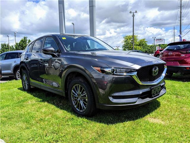 2019 Mazda CX-5 GS (Stk: K7529) in Peterborough - Image 1 of 10