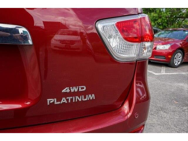 2013 Nissan Pathfinder Platinum (Stk: SK532A) in Gloucester - Image 24 of 24