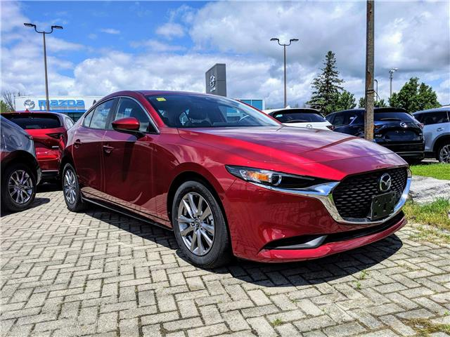 2019 Mazda Mazda3 GS (Stk: K7599) in Peterborough - Image 1 of 9