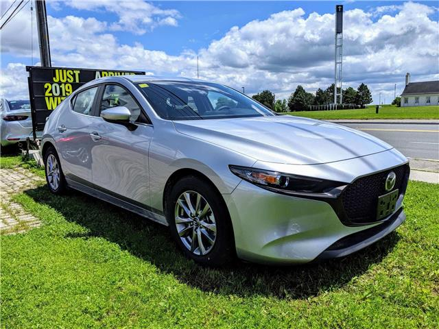 2019 Mazda Mazda3 Sport GS (Stk: K7651) in Peterborough - Image 1 of 3