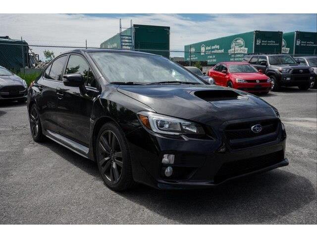 2017 Subaru WRX Sport-tech (Stk: SK652A) in Gloucester - Image 8 of 22