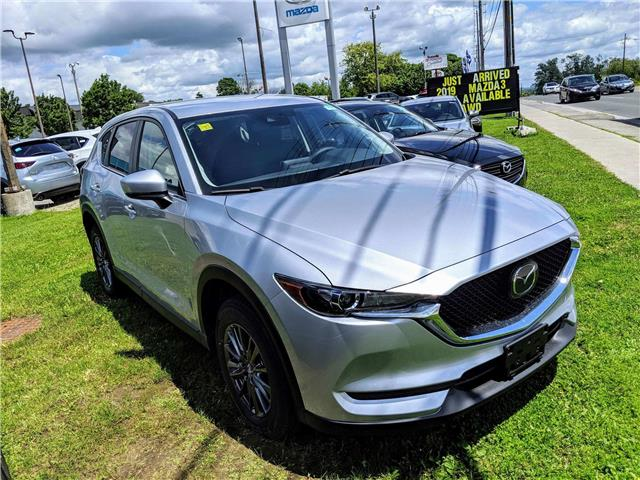 2019 Mazda CX-5 GS (Stk: K7715) in Peterborough - Image 1 of 10