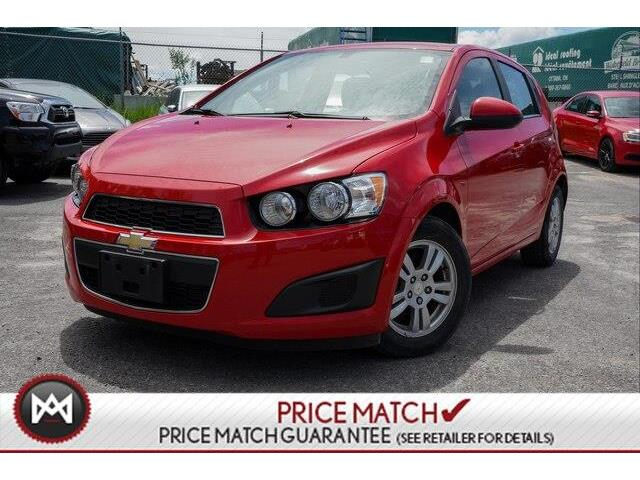2016 Chevrolet Sonic LT Auto (Stk: SK697A) in Gloucester - Image 1 of 18