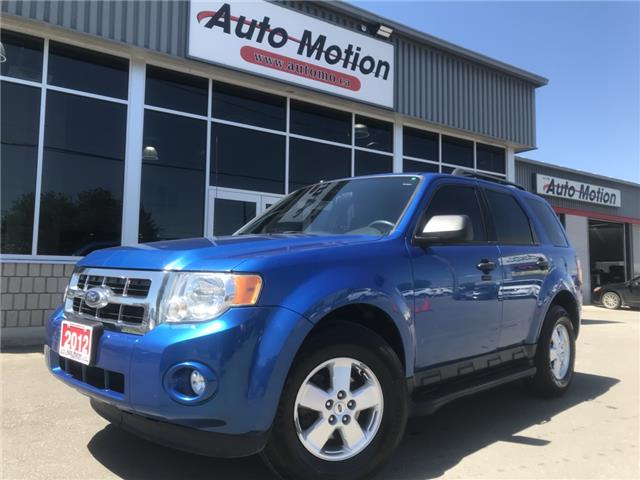 2012 Ford Escape XLT (Stk: T19637) in Chatham - Image 1 of 7