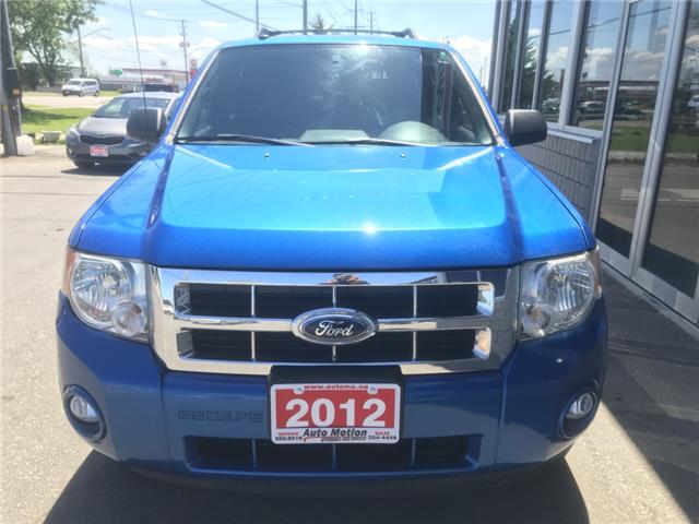 2012 Ford Escape XLT (Stk: T19637) in Chatham - Image 4 of 7