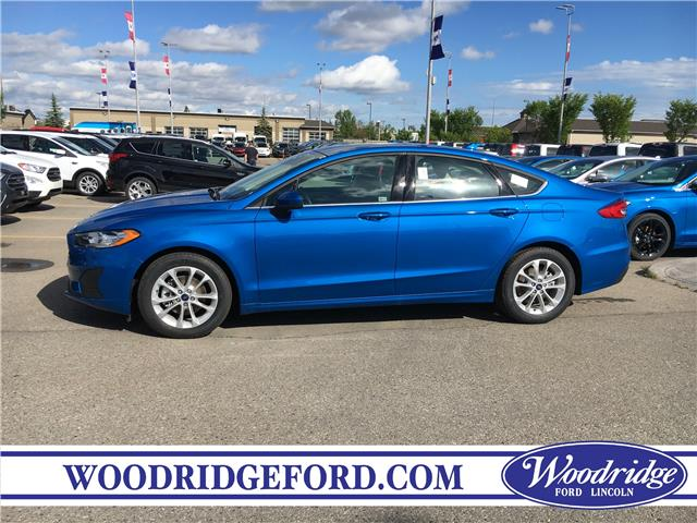 2019 Ford Fusion SE (Stk: K-293) in Calgary - Image 2 of 5