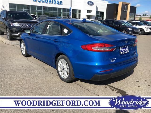 2019 Ford Fusion SE (Stk: K-293) in Calgary - Image 3 of 5