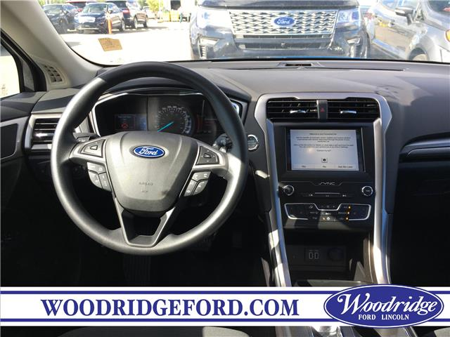 2019 Ford Fusion SE (Stk: K-293) in Calgary - Image 4 of 5