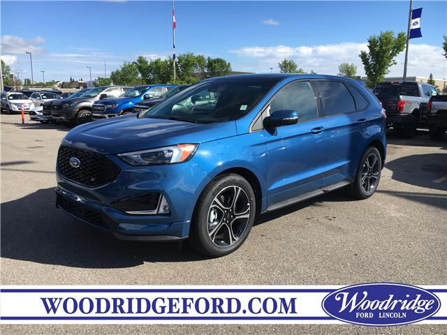 2019 Ford Edge ST (Stk: K-1715) in Calgary - Image 1 of 5
