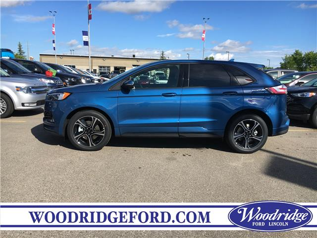 2019 Ford Edge ST (Stk: K-1715) in Calgary - Image 2 of 5