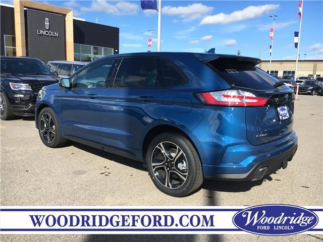 2019 Ford Edge ST (Stk: K-1715) in Calgary - Image 3 of 5
