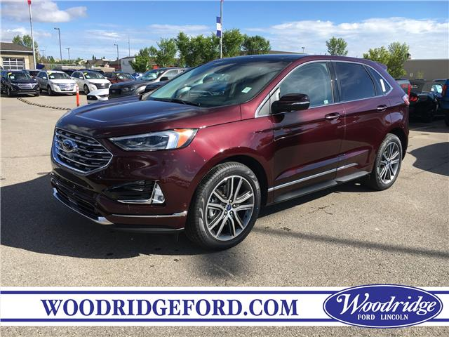 2019 Ford Edge Titanium (Stk: K-1723) in Calgary - Image 1 of 6