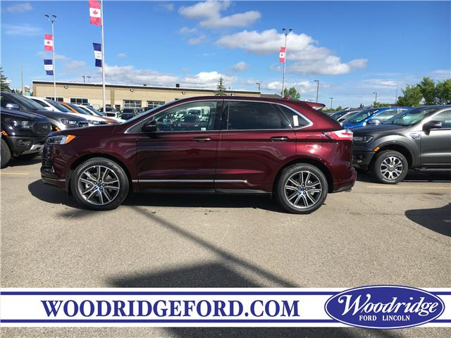 2019 Ford Edge Titanium (Stk: K-1723) in Calgary - Image 2 of 6