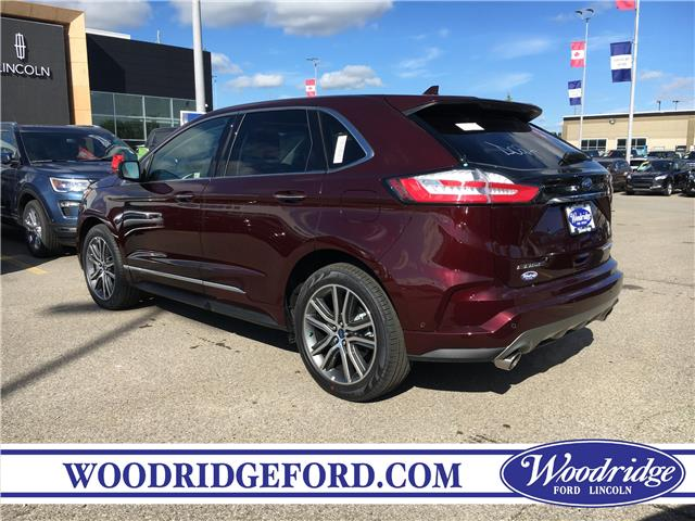 2019 Ford Edge Titanium (Stk: K-1723) in Calgary - Image 3 of 6