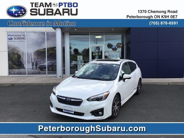 2018 Subaru Impreza Touring (Stk: S3816B) in Peterborough - Image 1 of 15