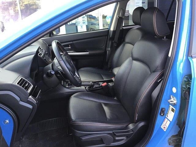 2017 Subaru Crosstrek  (Stk: SP0203) in Peterborough - Image 10 of 17