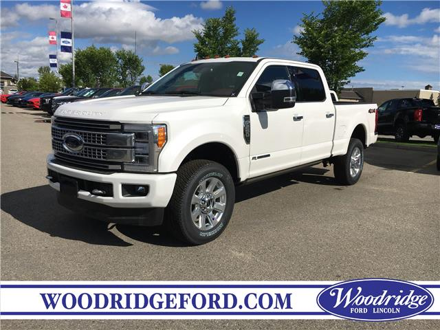 2019 Ford F-250 Platinum (Stk: K-1762) in Calgary - Image 1 of 6