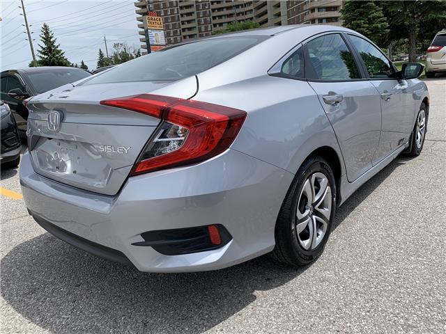 2017 Honda Civic LX (Stk: ) in Concord - Image 4 of 16