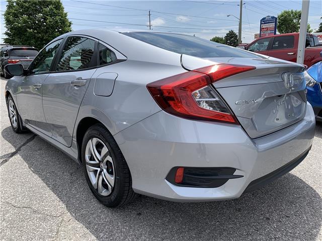 2017 Honda Civic LX (Stk: ) in Concord - Image 6 of 16