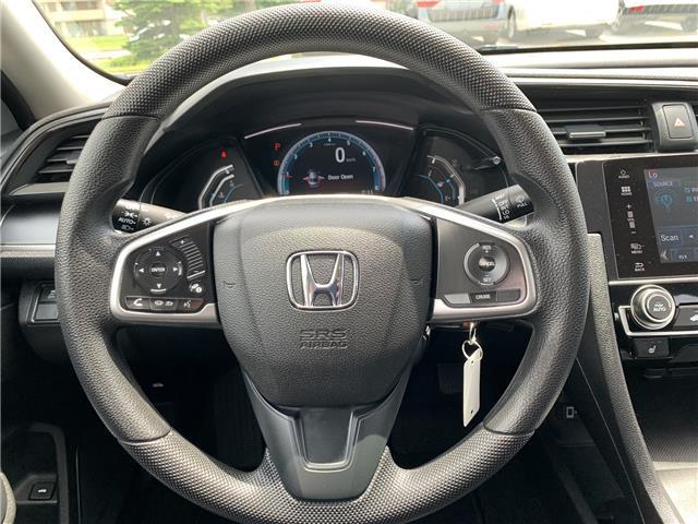 2017 Honda Civic LX (Stk: ) in Concord - Image 13 of 16