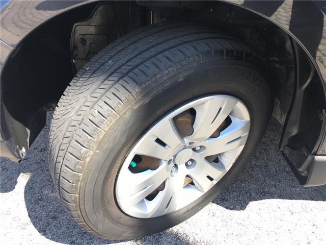2012 Subaru Forester 2.5X (Stk: 1699W) in Oakville - Image 9 of 25