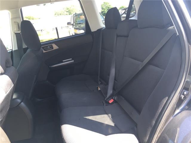 2012 Subaru Forester 2.5X (Stk: 1699W) in Oakville - Image 10 of 25