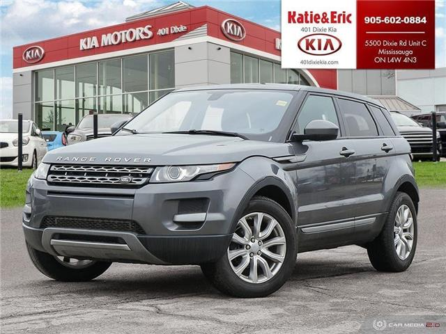 2015 Land Rover Range Rover Evoque Pure (Stk: K2973) in Mississauga - Image 1 of 28