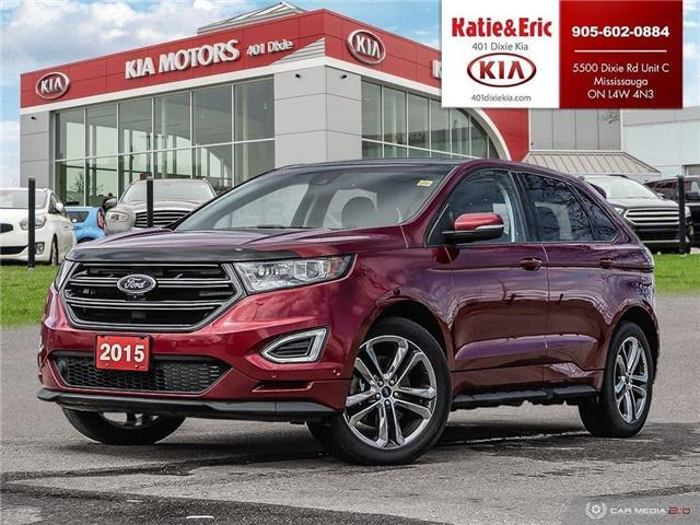 2015 Ford Edge Sport (Stk: K2969) in Mississauga - Image 1 of 26