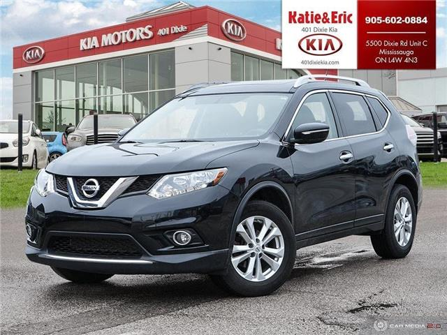 2015 Nissan Rogue SV (Stk: K2986) in Mississauga - Image 1 of 28
