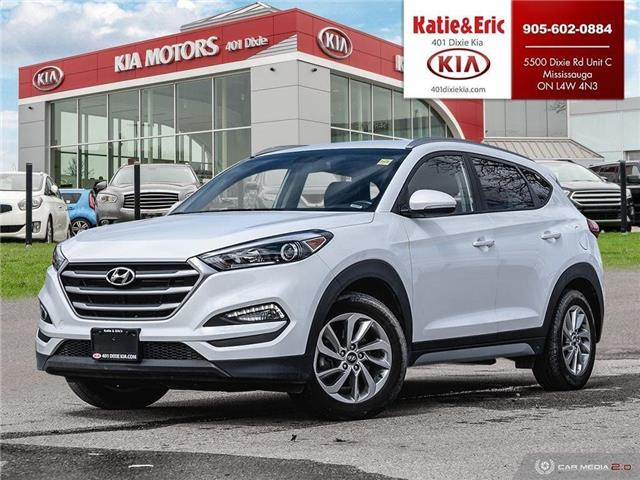 2017 Hyundai Tucson  (Stk: K3015) in Mississauga - Image 1 of 25