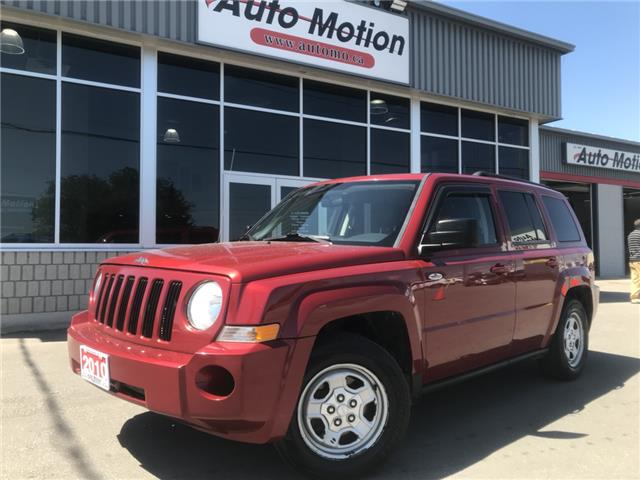 2010 Jeep Patriot Sport/North (Stk: 19708) in Chatham - Image 1 of 6