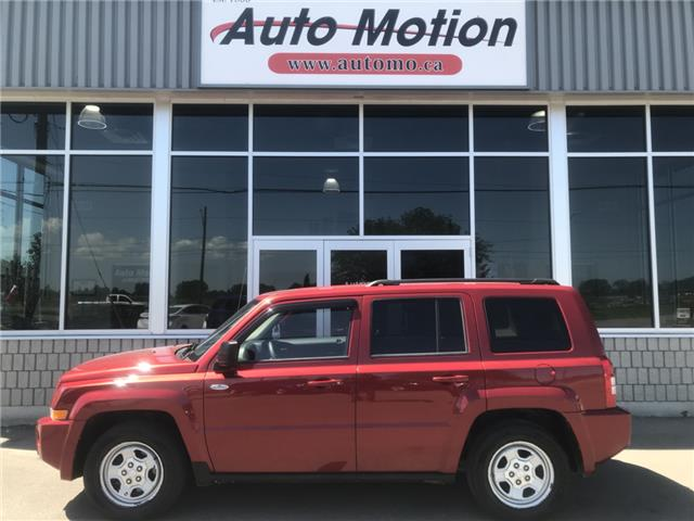 2010 Jeep Patriot Sport/North (Stk: 19708) in Chatham - Image 3 of 6