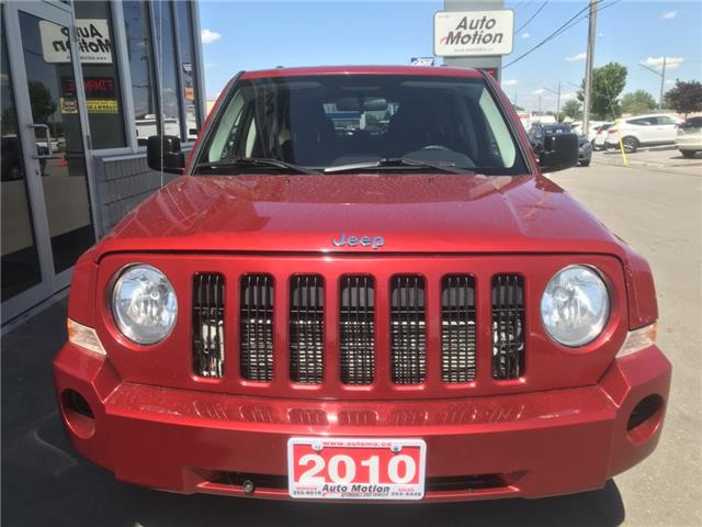 2010 Jeep Patriot Sport/North (Stk: 19708) in Chatham - Image 4 of 6