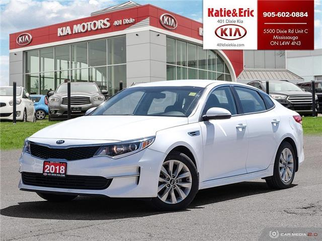 2018 Kia Optima  (Stk: OP19003A) in Mississauga - Image 1 of 29