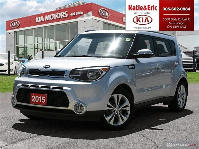 2015 Kia Soul EX (Stk: K3074) in Mississauga - Image 1 of 28