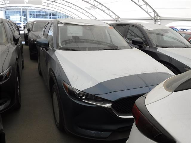 2019 Mazda CX-5 GS (Stk: M2182) in Calgary - Image 1 of 1