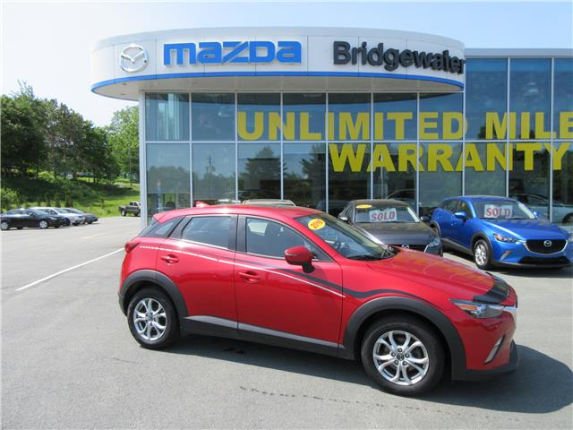 2016 Mazda CX-3 GS (Stk: ) in Hebbville - Image 1 of 19