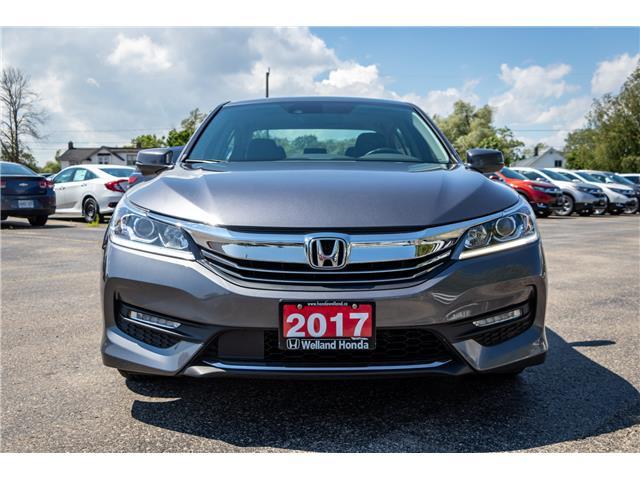 2017 Honda Accord EX-L (Stk: U19283) in Welland - Image 7 of 28