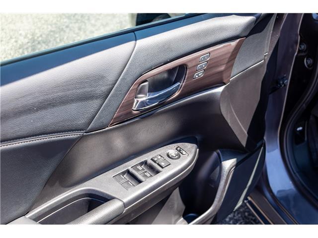2017 Honda Accord EX-L (Stk: U19283) in Welland - Image 17 of 28