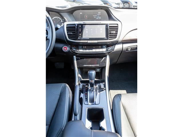 2017 Honda Accord EX-L (Stk: U19283) in Welland - Image 22 of 28