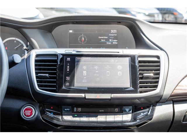 2017 Honda Accord EX-L (Stk: U19283) in Welland - Image 23 of 28