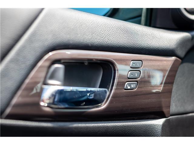 2017 Honda Accord EX-L (Stk: U19283) in Welland - Image 27 of 28